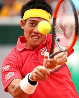 錦織 8強の壁は世界8位ティーム「ベストなプレーできれば勝てる」<男子テニス>