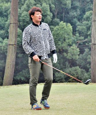 浅村、楽天入り決断理由語る「お金より熱意」西武納会ゴルフ