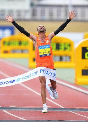 二岡が日本人最高4位橋本、岩田とともにMGCへ別大マラソン