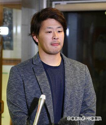 FA浅村が打ち明けた楽天移籍決断の理由「石井GMの言葉が刺さりました」