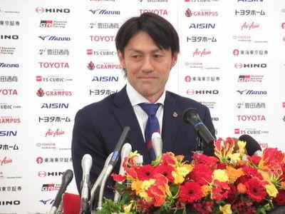 名古屋楢崎「オファーあったが気持ち切れ」引退決意