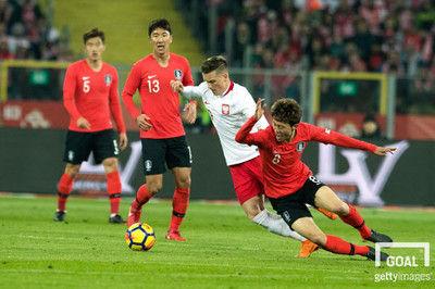 日本のライバル3カ国も課題が露呈…ポーランドは勝利も韓国に2失点