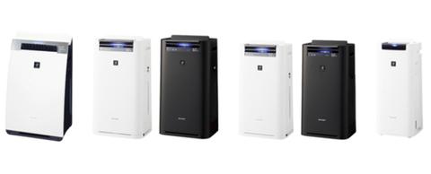 シャープ、AIで最適な運転モードを選択して室内を快適にする「プラズマクラスター空気清浄機」を発表