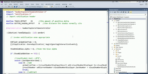 Objective C in Visual Studio
