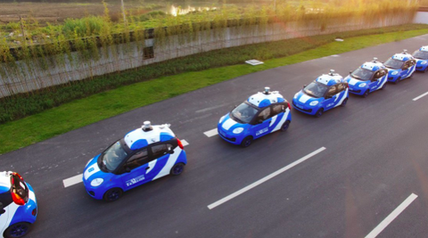 中国ネット3強が自動車業界に進出。大手自動車メーカーを脅かす