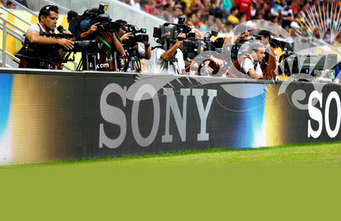 FIFAとスポンサー契約