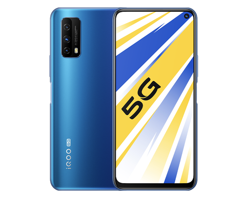 中国Vivo、2.4万円の5G対応スマホ「iQOO Z1x」を発表してしまう