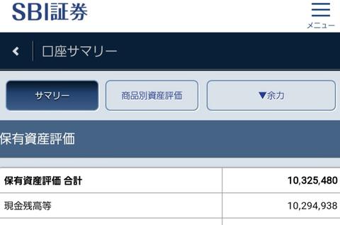 【朗報】ぼく氏、コロナショックで株式投資に成功。150万円を1000万に増やしてしまう