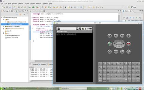 Androidアプリを作りたい