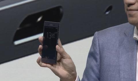 ソニー、Xperia XZ1とXZ1 Compactを発表