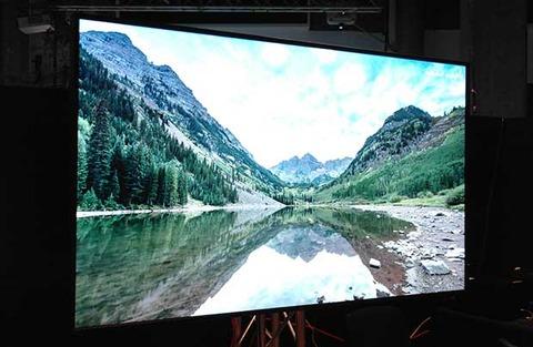 MultiSync LCD-X981UHD