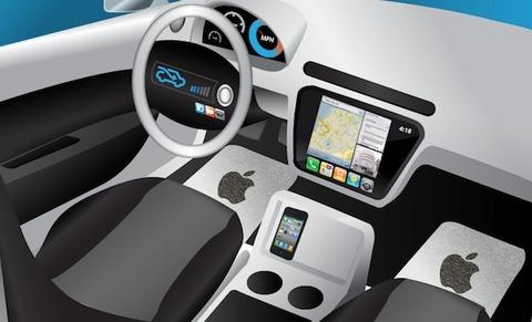 Apple、電気自動車