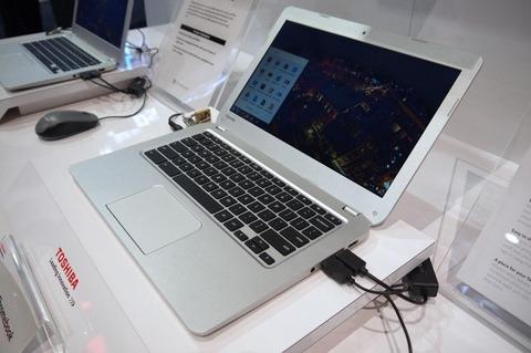 東芝Chromebook-2