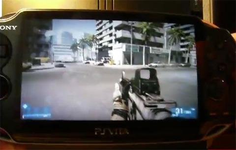 ps vita remote play bf4