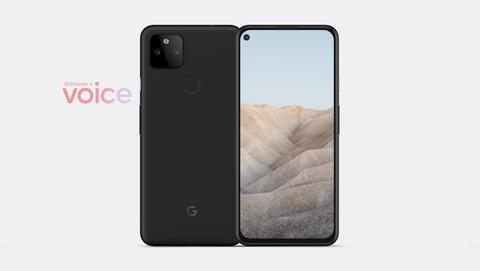 こういうのでいいんだよスマホ「Google Pixel 5a」のリーク画像が公開される