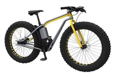 SONYのXperia自転車