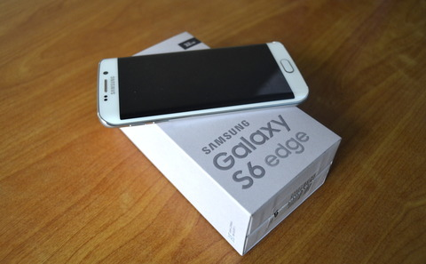 Galaxy S6 edge買って1週間経った