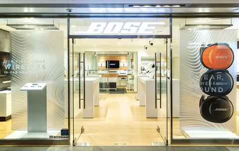 オーディオメーカーのBOSE、北米・ヨーロッパ・日本・オーストラリアで展開するすべての公式販売店舗を閉店へ