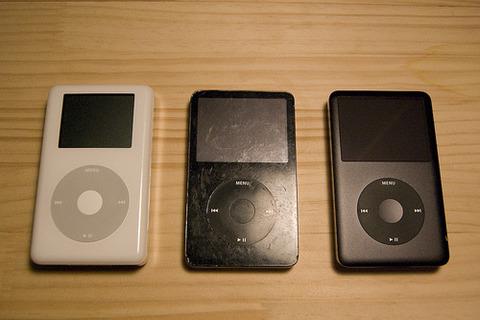 iPodの思い出