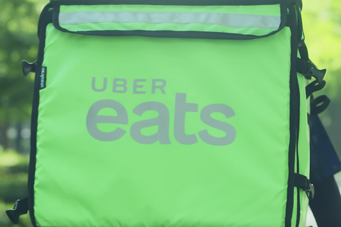 【朗報】ワイ、Uber Eatsで初めての配達を無事終える