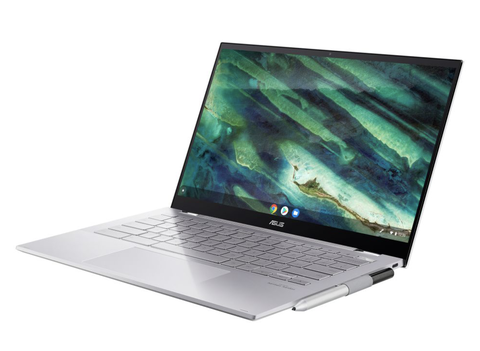 【悲報】ASUS、「Chromebook Flip C436FA」を発表。お値段なんと15万4364円