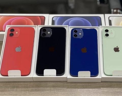 【画像】iPhone 12のブルー、実物は微妙かも