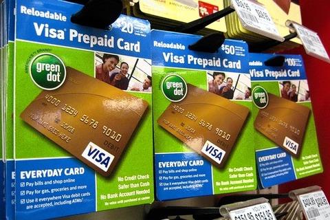 Visaプリペイドカード