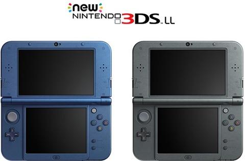 新型3DS 3DS LL