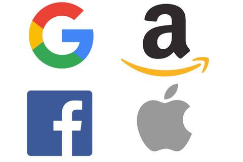 Google、Apple、Facebook、Amazonとかいう現実世界の四皇が圧倒的すぎる件。ルーキーは傘下されるしもう終わりやな…