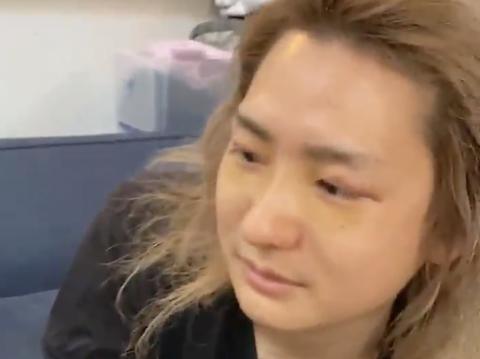 【画像】DJ社長、韓国でフル整形して別人になってしまう