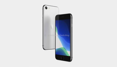3月中旬発売のiPhone SE 2(45800円)のスペックがこちら