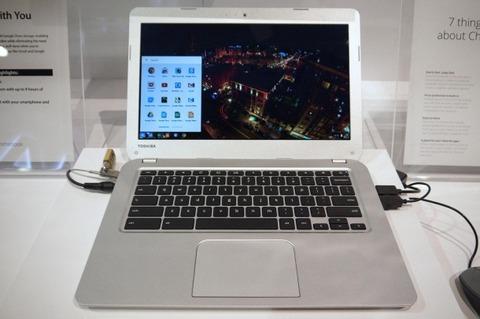 東芝Chromebook-1