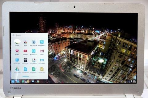 東芝Chromebook-4