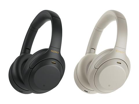 ソニー、業界最高クラスのノイキャンヘッドホン「WH-1000XM4」発表。価格は4万円(税別)