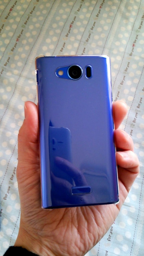 AQUOS PHONE SERIE mini 4