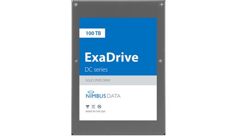 世界最大容量100TBの3.5インチSSD「ExaDrive DC100」が登場。2018年夏には出荷へ