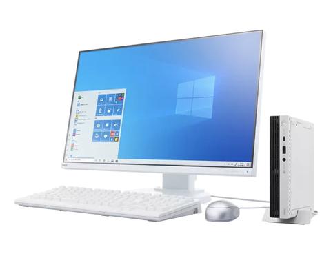 NEC、容量約1Lの超小型デスクトップPCを発売!お値段なんと…