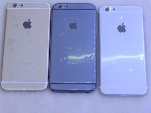 iPhone 6-スペック