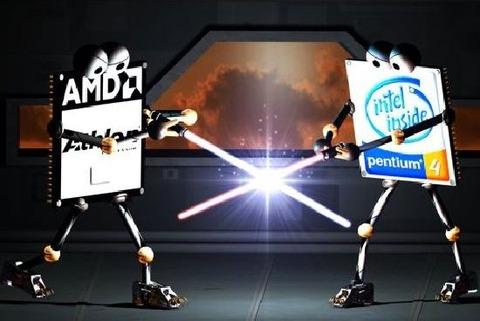 インテルとAMD