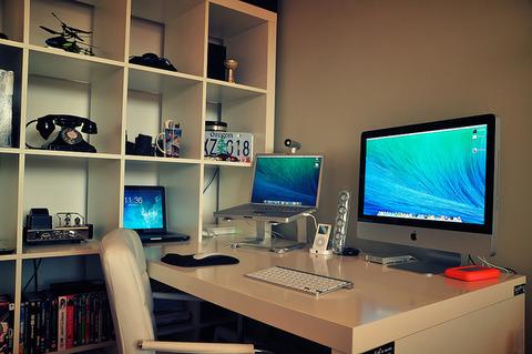 Mac机周り