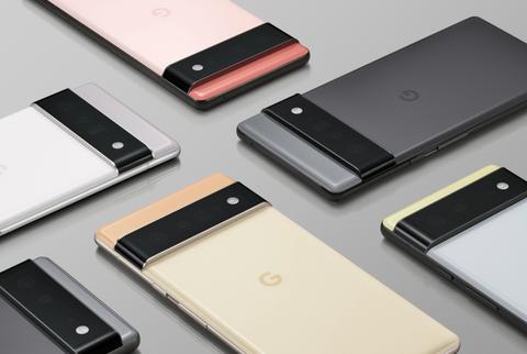 Google「Pixelのために設計した新しいチップを搭載したPixel 6/6 Proをご紹介します」