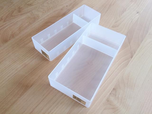 ポリプロピレン整理ボックス3