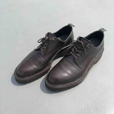 WH(ダブルエイチ)の革靴