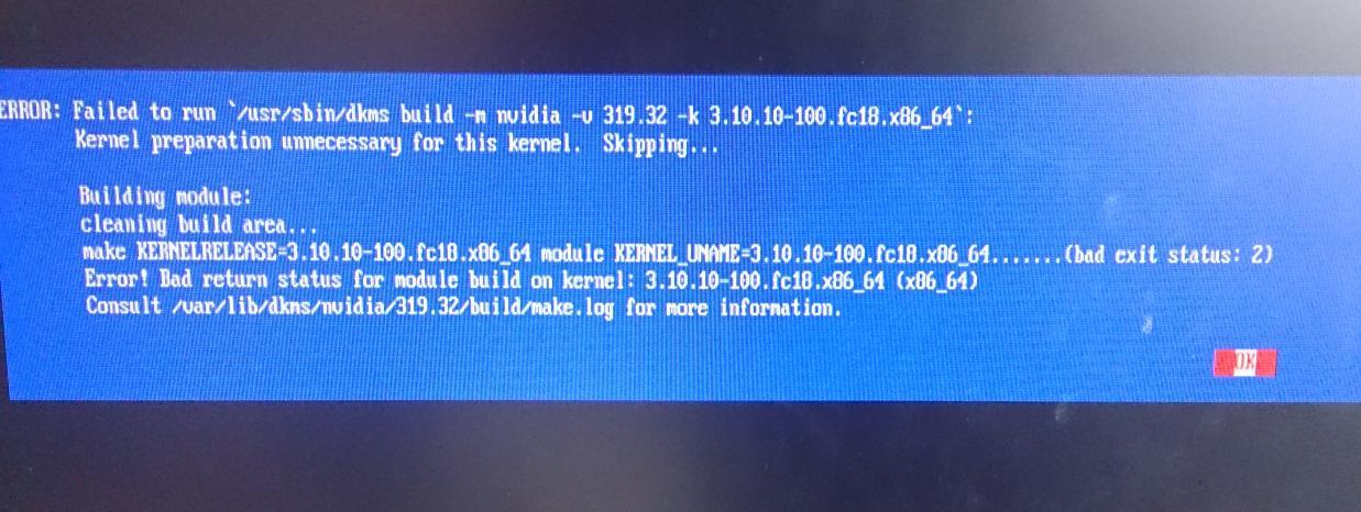 ε-いつかのブログ-з- : [NVIDIA]Kernel Preparation unnecessary for