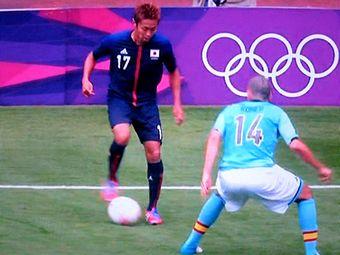 ロンドンオリンピック サッカー日本代表_14