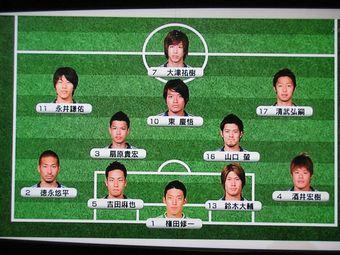 ロンドンオリンピック サッカー日本代表_1