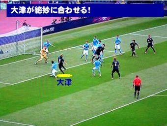 ロンドンオリンピック サッカー日本代表_8-1