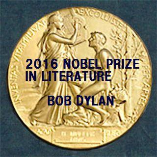 2016ノーベル文学賞 ボブ・ディラン