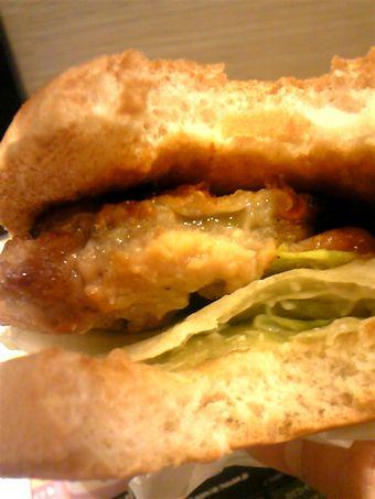 タンドリーチキンバーガー2