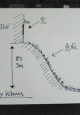 ロッジ棚搬出略図